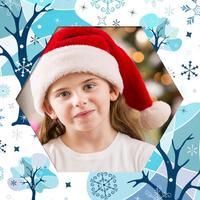 Xmas Jingle bell HD Frame - Creative Design App