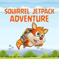 Squirrel Jetpack Adventure