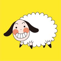 Royal Sheep Animated Stickers