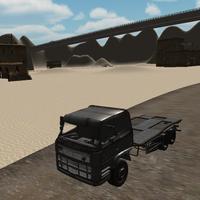 3D Flatbed Simulator