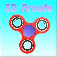 Fidget Spinner Smash Arcade 3D