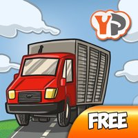 Toy Store Delivery Truck Free - For iPad