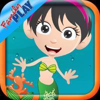 Mermaid Preschool Games for Kids