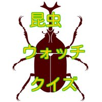 昆虫ウォッチクイズ