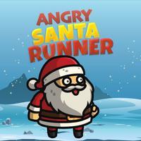 Angry Santa Runner
