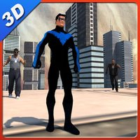 Flying Spider Heroics Adventure 3D