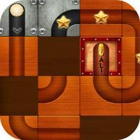 Slide n Roll - Unblock Puzzle