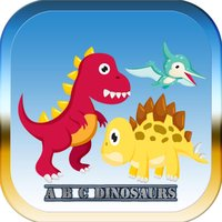 ABC Dinosaurs Words How Olds Listening Tracing