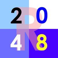 2048 Rush - Simple Puzzle Game