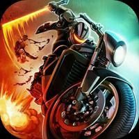 暴力飞车:免费儿童单机洗摩托游戏