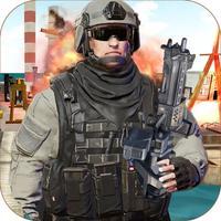 Modern Commando Frontier War