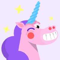 Moncho the Unicorn – Animated Stickers