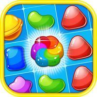Explosion Gummy Wonders - Match 3 Puzzle Games