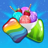 Ice Cream Paradise :Sweet Match3 Puzzle Free Games