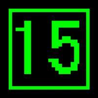 15パズル(シンプル)