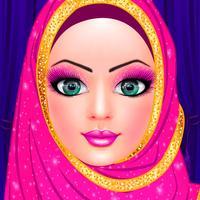 Hijab Fashion Doll Salon