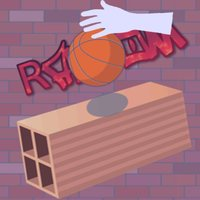 Hoops Freethrow Basketball