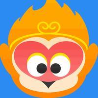 Monkey Jump (Dash endless,don't fall the white tiles free)