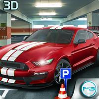 Real Parking Car 3D Simulator