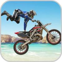 Tricky Stunt Bike: Extreme Rac