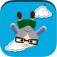 Granny Dive - Casual Base Jumping Adventure Game