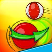 Beach Balls vs Red Ball FREE