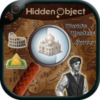 can you escape : the seven wonders hidden object