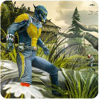 Ant Hero Transform