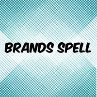 Brands theme Puzzle Game & spell checker