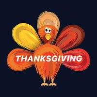 Happy Thanksgiving Sticker App