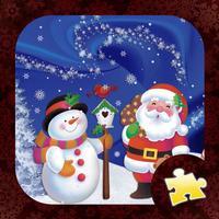 Christmas Jigsaw Game