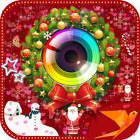 Insta Christmas Photo Frame - Wonder Photo