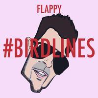 Flappy Birdlines - Blurred Lines Bird Game