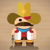 El Bandito - Ready Steady Shoot - Addicting Cowboy Gunslinger One Touch Phone Game