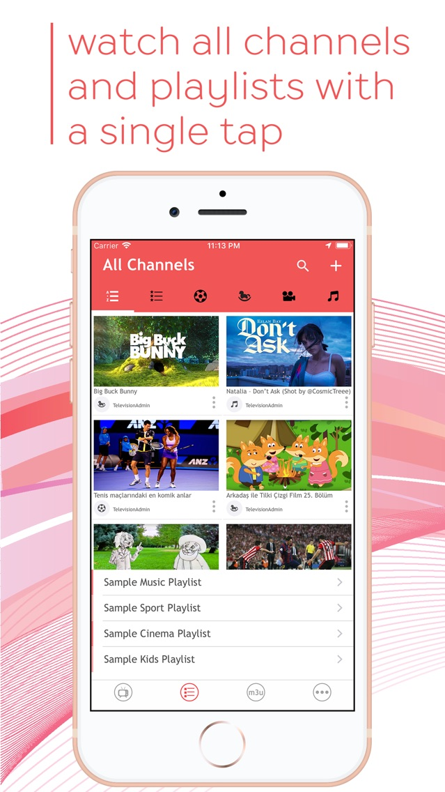 Madison : Best live tv app for ios free download