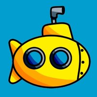 Crazy Submarine: Underwater