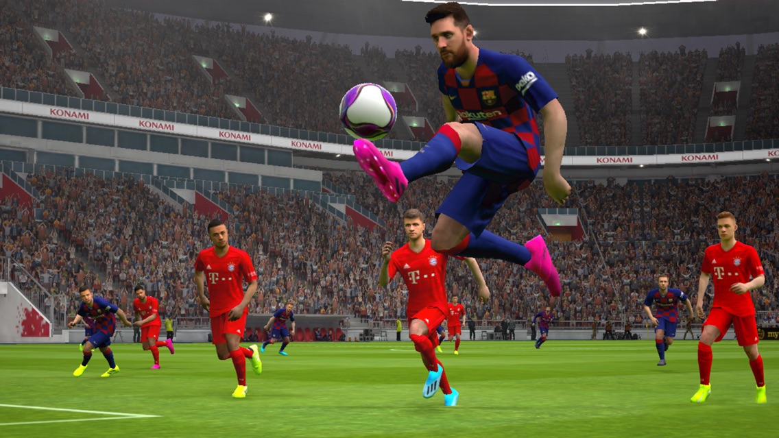 PES 2019 PRO EVOLUTION SOCCER App for iPhone - Free Download