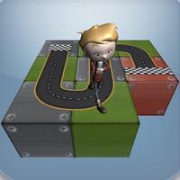 Run - Slide Puzzle 3D