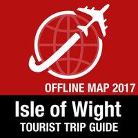Isle of Wight Tourist Guide + Offline Map