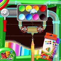Color Pencil Factory – Make pencils with crazy fun