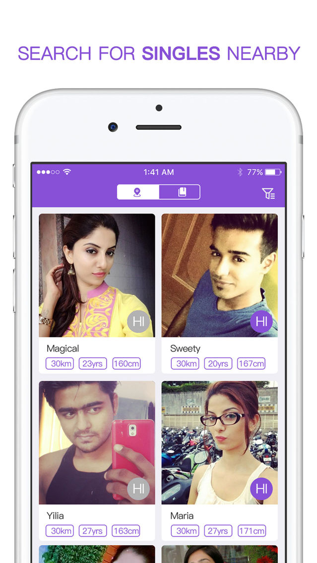 indian dating app iphone