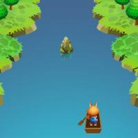 Drift-a small squirrel Acorn calling