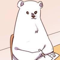 新北白熊丟垃圾