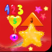Colorful Shape Numbers Lite