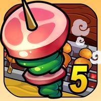 Happy BBQ 5- addicting time killer games