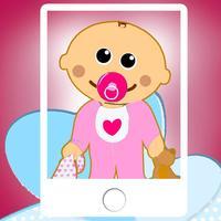 Baby - Birth Card Maker