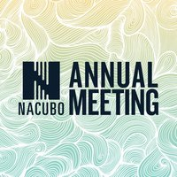 NACUBO Annual Meeting 2018