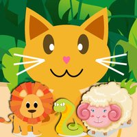 QCat - animal 8 in 1 games