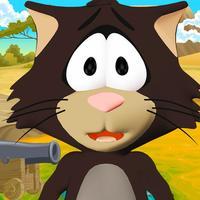 Cat Cannon: Crazy Blaster Quest Adventure