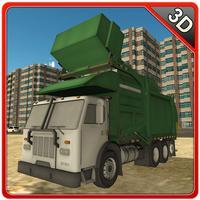 Junkyard Garbage Truck Simulator – Drive dumpster & pick up trash from big city